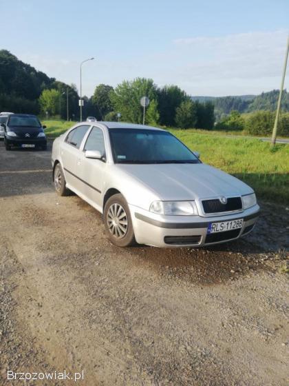Škoda Octavia Sedan 2005
