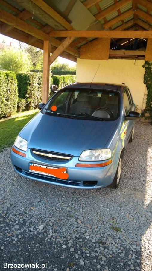 Chevrolet Aveo Krajowy 2004