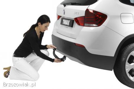 Haki samochodowe montażem z podłączeniem elektrycznym-SANOK 506719894