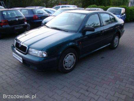 Škoda Octavia Automat 1999