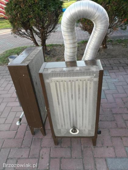 Piecyk gazowy konwekcyjny i inne krosgaz