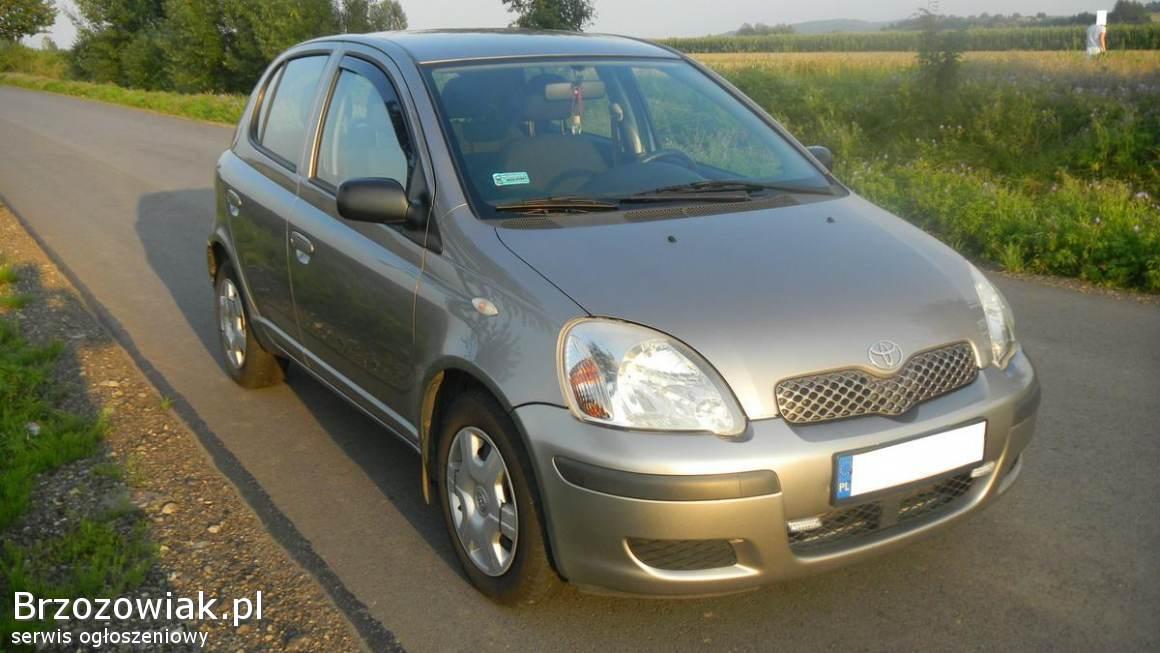 Toyota Yaris 1,  3 Benz+ LPG 2004