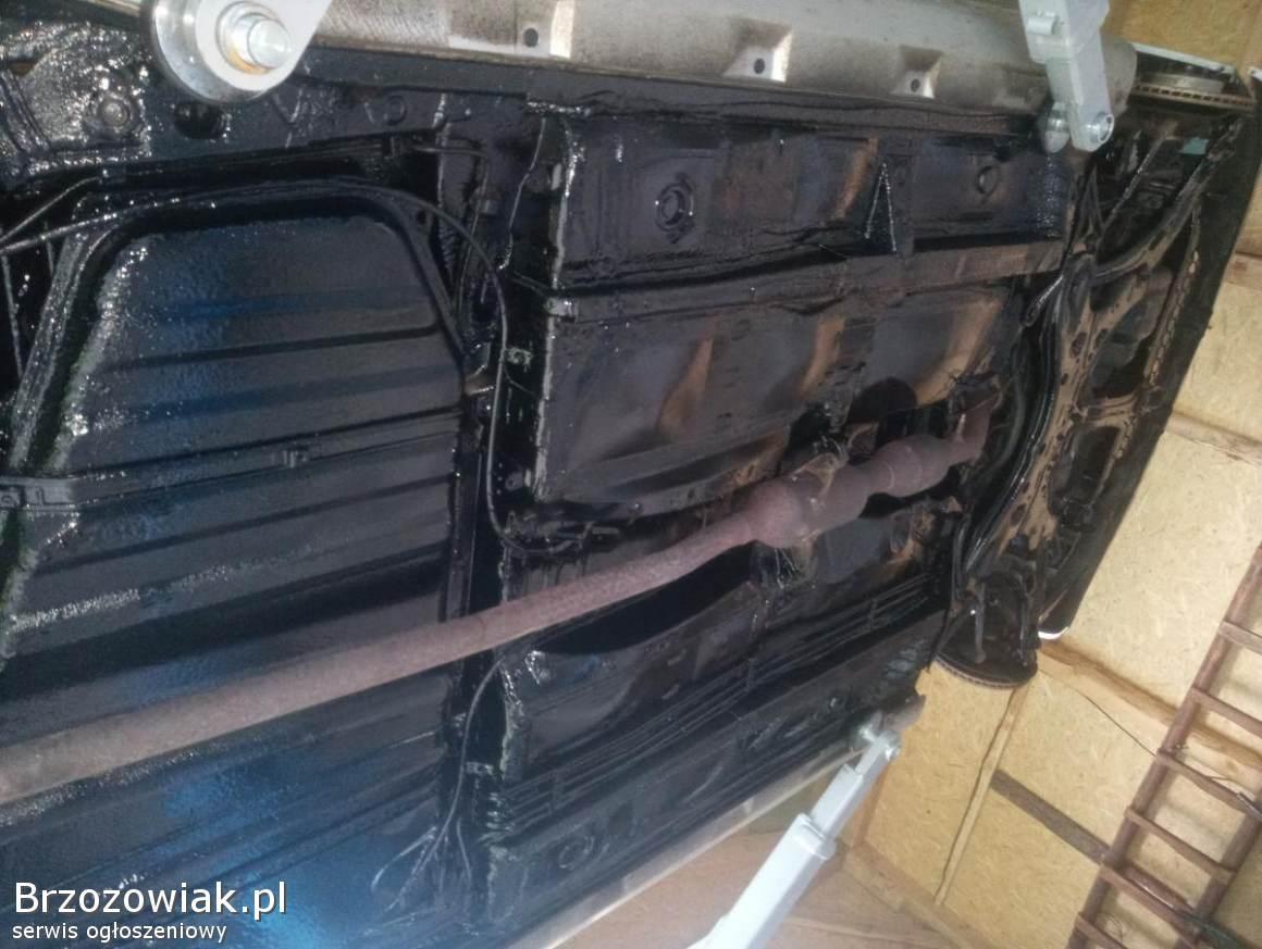 Konserwacja pojazdu naprawy bieżące