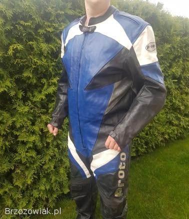 Sprzedam kombinezon motocyklowe PROTO Niebieski