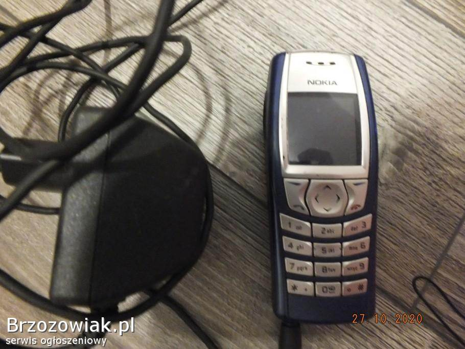 Nokia 6610i sprawna + ładowarka