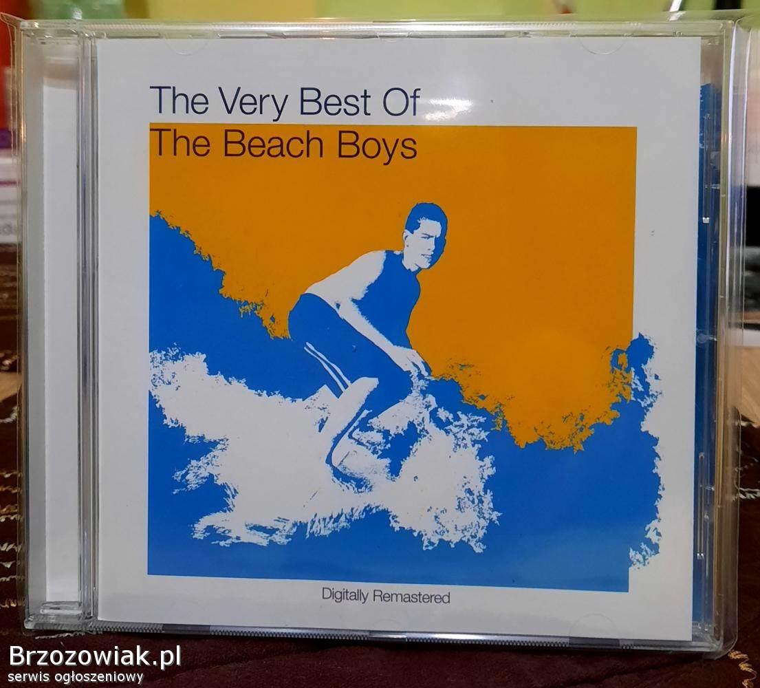 CD THE BEACH BOYS-The Very Best Of.  Pop Rock 60 s & 70 s.  USA.  Rarytas.